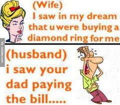 Wife Husband Meme - wife and husband funny joke meme collection
