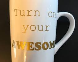Awesome Mug Etsy