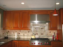 pictures of kitchen backsplashes kitchen dining chic backsplashes with wooden cabinet and gas