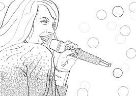 taylor swift coloring pages coloring pages
