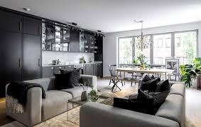 modern black u0026 white interior design ideas u0026 homes