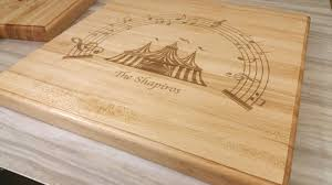 personalized cutting board buy a custom personalized cutting board made to order from