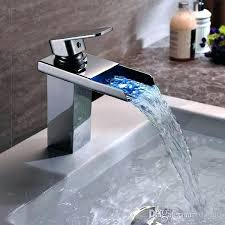 Cheap Vessel Faucets Waterfall Sink Faucet U2013 Meetly Co