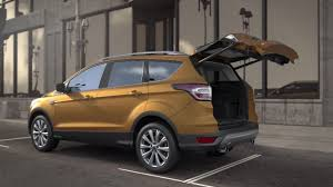 hands free liftgate ford how to video