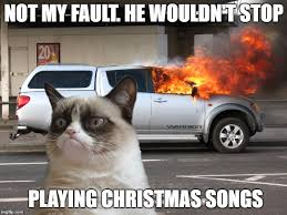 Grumpy Cat Memes Christmas - 13 days before christmas imgflip