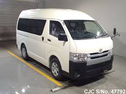toyota hiace truck brand new 2016 toyota hiace white for sale stock no 47792