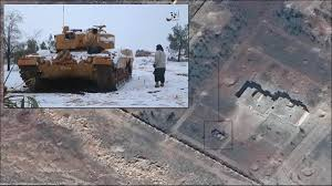 It Is Being Reported That Turkish Military Forces Have by Bellingcat The Battle For Al Bab Verifying Euphrates Shield