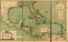 Map Of West Florida by Map Of Florida And West Indies1796 U2013 Romneyism And The Plutocratic