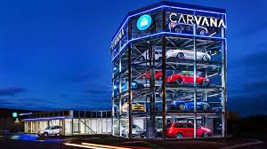 lexus hendersonville nc a five story vending machine for cars just opened in nashville