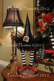 witch boot halloween decorations 52 best petals u0026 plumes decor images on pinterest holiday