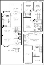 Townhouse House Plans This Avondale Floor Plan Is One Of The Best Family Townhouse