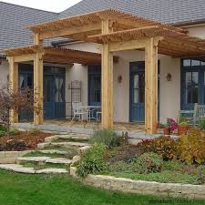 Best PergolaDeck Images On Pinterest Pergola Ideas Patio - Backyard arbor design ideas