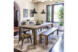 Mission Hills Dining Room Set Amos Extension Dining Table Living Spaces