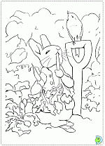 100 ideas coloring pages peter rabbit halloweencolor