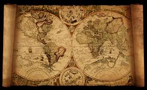Vintage Map Wallpaper by Old World Map By Hanciong On Deviantart Old Maps Pinterest