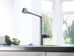 Kitchen Faucets Hansgrohe by Grohe Kitchen Faucets K7 Modern Pullout Grohe 40369en0