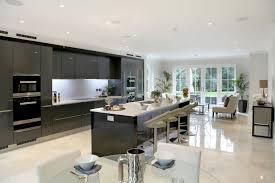 octagon homes interiors sleek metallic luxury for octagon developments
