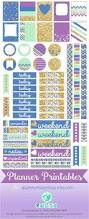 homemade planner templates best 20 project life planner ideas on pinterest daily free printable gold purple and mint planner stickers from apple eye baby shop