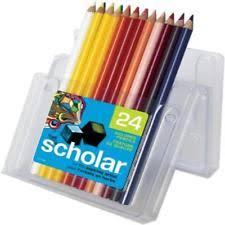 prismacolor scholar colored pencils prismacolor colores 36 pre sharpened colored pencils