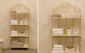 etagere shabby etagere alta shabby chic outlet mobile