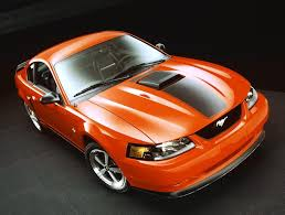 ford mustang gt horsepower by year 2004