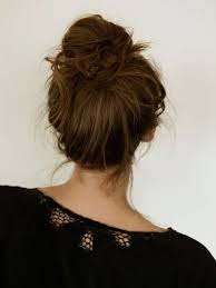 time to get messy hairstyles 15 easy bun hairstyles to rock this summer