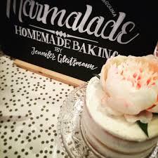 marmalade homemade baking