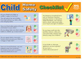 Household Items Checklist by Hpac