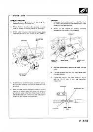 93 lx d15b7 civic throttle trans linkage low power honda tech