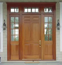 Wood Door Exterior Doors Exterior Wooden And Photos Madlonsbigbear