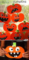 Unique Halloween Crafts - best 25 pumpkin crafts ideas on pinterest pumpkin crafts kids