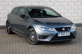 used seat leon cupra 2 0 cars for sale motors co uk