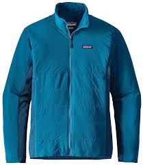 patagonia men s nano air light hybrid jacket nano air light hybrid men s synthetic jacket xl blue