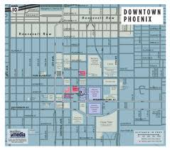 Map Of Phoenix by Travel U0026 Lodging