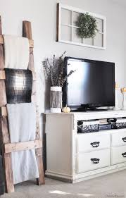 Led Tv Table Decorations Best 20 Tv Stand Decor Ideas On Pinterest Tv Decor Tv Wall