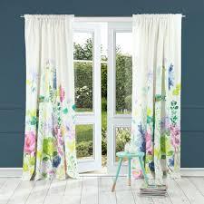 Pink Pleated Curtains Buy Bluebellgray Lomond Pencil Pleat Curtains Amara