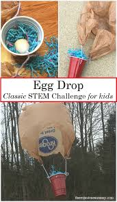 Challenge Drop Classic Egg Drop Stem Challenge There S Just One