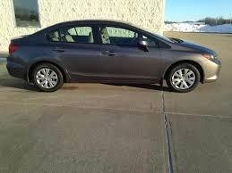 2012 honda civic lx tire size 2012 honda civic lx 4dr sedan 5a in ne rowley auto co
