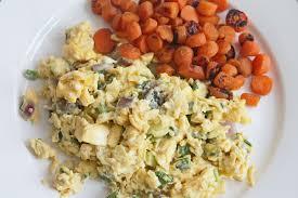 egg recipes for dinner healthy dinner recipe green onion egg and mushroom stir fry