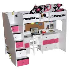 incredible the great idea of loft bed with desk and storage modern