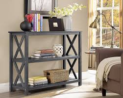 Weathered Bookcase Furniture Home 46 Staggering Sofa Table Bookcase Pictures Concept