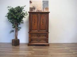 armoire furniture sale vintage stanley furniture brand solid wood armoire in for sale