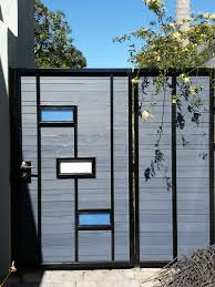 Modern Exterior Gate Design Entry Designs And Outdoor