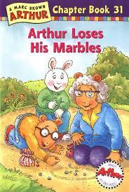 arthur s thanksgiving book arthur loses his marbles book arthur wiki fandom powered by