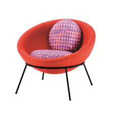 Arper Pouf by Bardi U0027s Bowl Chair By Arper Is The Perfect Pop