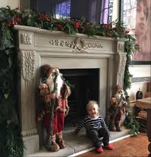 Home Decorated For Christmas by The Best Celebrity Homes Decorated For Christmas