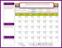 best 25 workout calendar printable ideas on pinterest 4 week