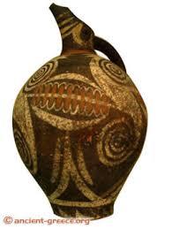 Different Types Of Greek Vases Minoan Art