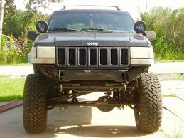 1998 jeep grand bumper lift kits for jeep zj 1998 jeep grand black pearl