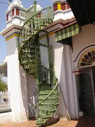 outdoor stair railing kits home design ideas and pictures